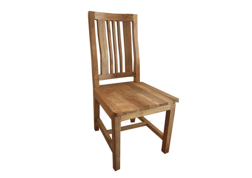 Reclaimed teak chair reclaimed teak furniture for Teak wood furniture