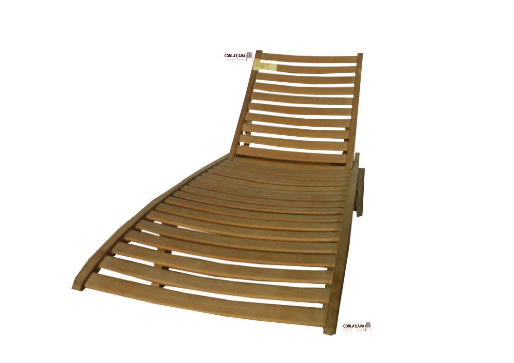 Teak lounger reclaimed teak furniture for Teak wood furniture